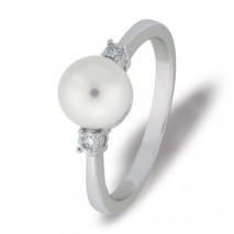 Evita perlering med diamanter