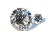 Diamant for ettermontering 0,10 TW/SI