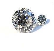 Ettermontering av diamant 0,30 tw/si