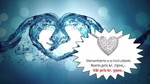 vann-hjerte